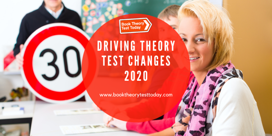 Learn about UK driving theory test changes in 2020.