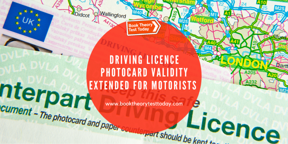 A UK driving licence photocard.