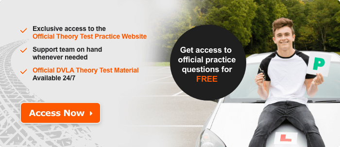Get access to official practise questions